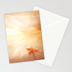 Delightful Sunset Stationery Cards