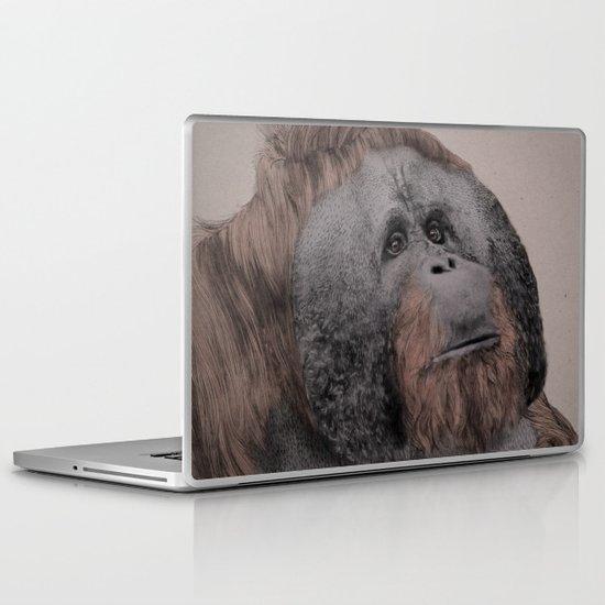 Orangutan! Laptop & iPad Skin