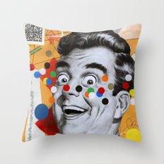 Mail Me Art Throw Pillow