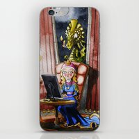 Where My Prince Will Be iPhone & iPod Skin