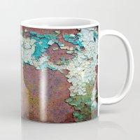 Paint mosaic Mug