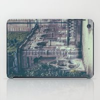 French Garden   iPad Case