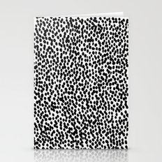 Dots 11 Stationery Cards