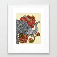 Dreams of India Framed Art Print