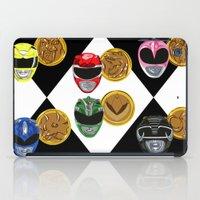 MMPR iPad Case