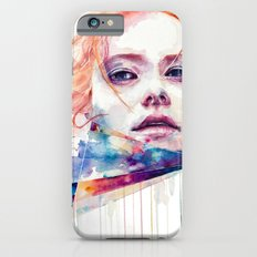 conspiracy of silence iPhone 6 Slim Case