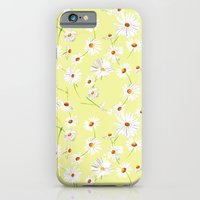 iPhone & iPod Case featuring Daisy Chain by Sian Keegan