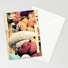 Textile Series - Yarn Stationery Cards