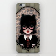 Coleslaw my love iPhone & iPod Skin