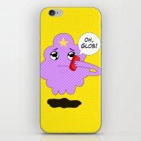 Oh Glob! iPhone & iPod Skin