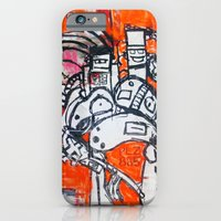 iPhone & iPod Case featuring PLZ-885 by chrisdacs