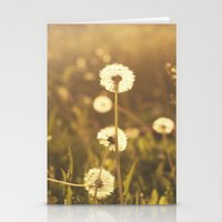 A Field of Wishes Stationery Cards
