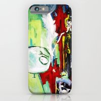 Fear of the Unknown iPhone 6 Slim Case