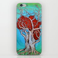 Heart Of Africa iPhone & iPod Skin