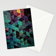 dyyp tyyl Stationery Cards
