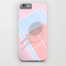 Hold My Tennis Racket iPhone 6 Slim Case