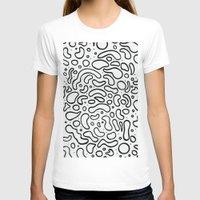 T-shirts featuring blop blop by Sébastien BOUVIER