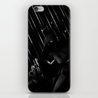 Rain Rain Go Away iPhone & iPod Skin