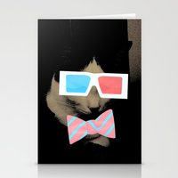 Hip Cat Stationery Cards