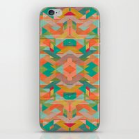Aztek Pattern iPhone & iPod Skin
