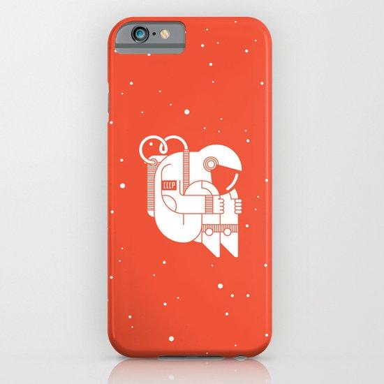 The Cosmonaut iPhone & iPod Case