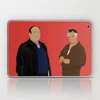 Sopranos - Tony Soprano - Paulie Gualtieri Laptop & iPad Skin