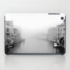 Fog in Venice iPad Case
