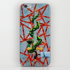 Hayes crest iPhone & iPod Skin