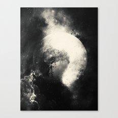 Pluto In Love Canvas Print