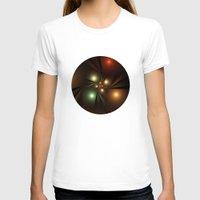 lights T-shirts featuring Lights by Klara Acel