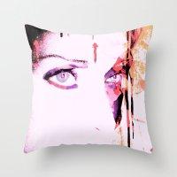 Pinki Throw Pillow