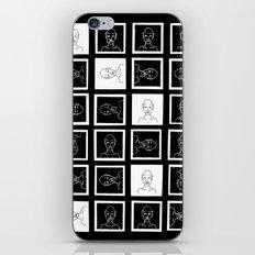 Unjust Justice: Jail Scene iPhone & iPod Skin