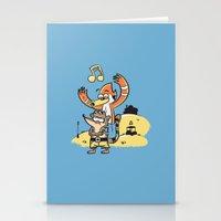 BANJOOOOOOOH! Stationery Cards