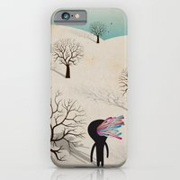 iPhone & iPod Case featuring p a e s a g g i o i n v e r n a l e by Marco Puccini