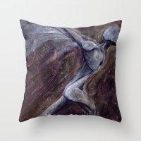 Soul Take Flight Throw Pillow