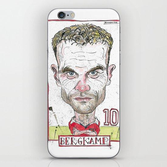 BERGKAMP iPhone & iPod Skin
