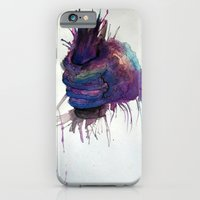 iPhone & iPod Case featuring The Hand of Evil by Dillon Brannick