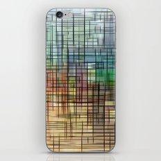 gridscape iPhone & iPod Skin
