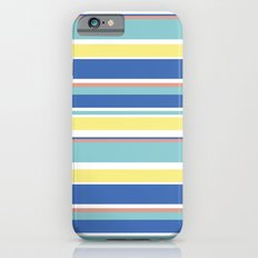 The Summer Stripes iPhone 6 Slim Case