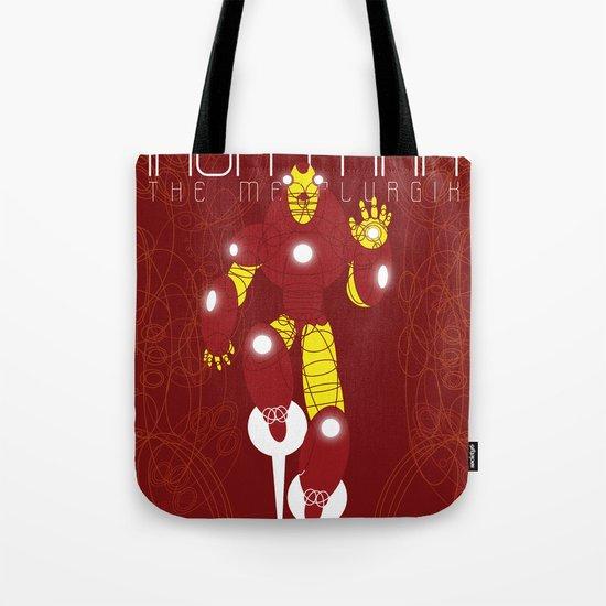 The Metalurgik Tote Bag
