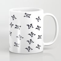M is for Maddy Mug