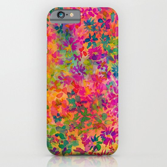 Flora iPhone & iPod Case