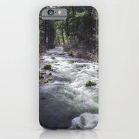 iPhone & iPod Case featuring Through the Woods by Ryan Fernandez Photography