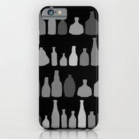 Bottles Black And White … iPhone 6 Slim Case