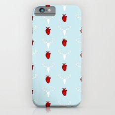 Hannibal Stag & Hearts Slim Case iPhone 6s