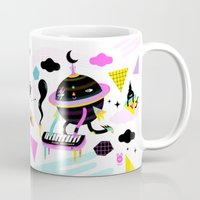 Interstellar Beat Mug