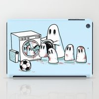 Cleanup iPad Case