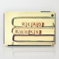 Read Books iPad Case