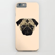 Geometric Pug iPhone 6 Slim Case