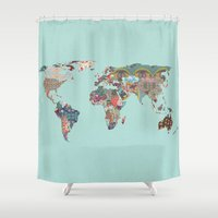 Louis Armstrong Told Us … Shower Curtain